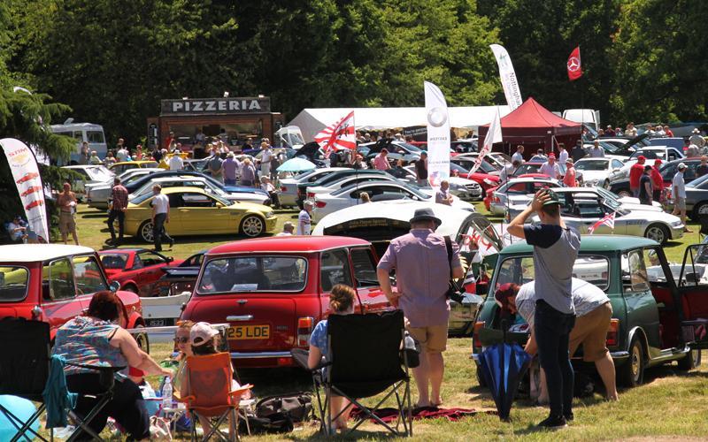 Clumber Park show