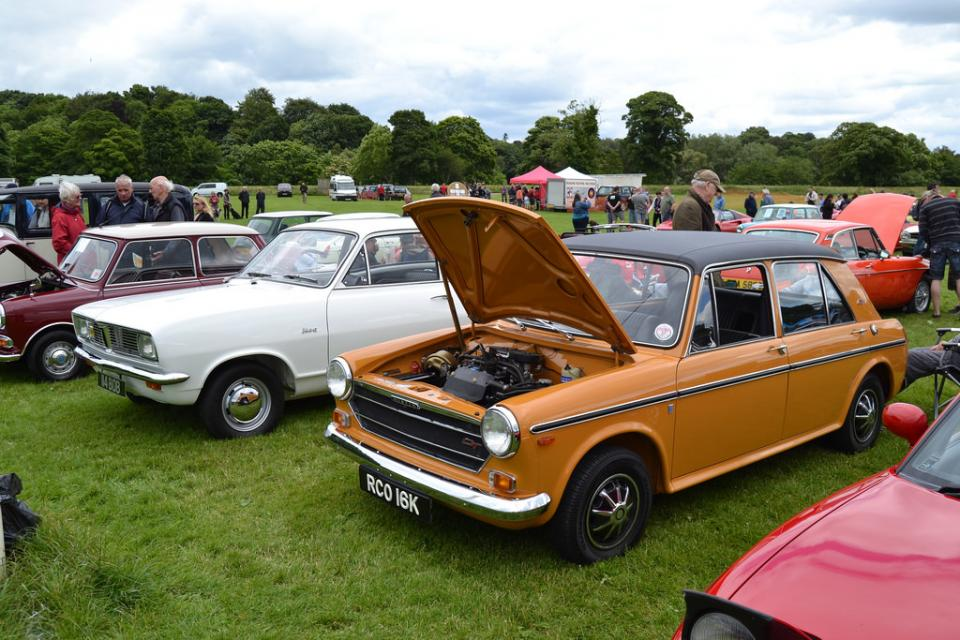 MG Northumbria say this year's event will be even bigger than previous shows